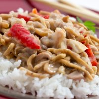 Sandy's Easy Cashew Chicken Recipe