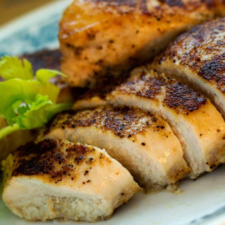 Baked Skillet Chicken