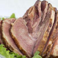 Crockpot Baked Ham