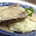 Menus4Moms: Crockpot Cube Steak and Gravy