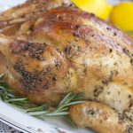 Menus4Moms: Lemon Rosemary Chicken