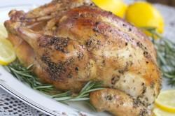 Menus4Moms: Lemon Rosemary Chicken
