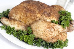 Menus4Moms: Roast Sticky Chicken