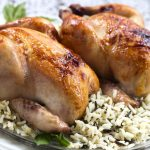 Menus4Moms: Roasted Cornish Hens with Wild Rice Stuffing