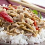 Menus4Moms: Sandy's Easy Cashew Chicken Dish