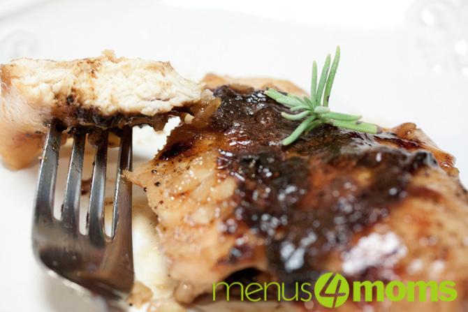 Menus4Moms: Sweet Garlic Chicken