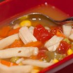 Menus4Moms Turkey Frame Soup